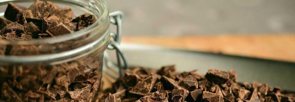 zdrava čokolada