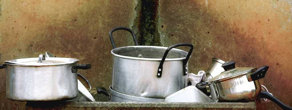 nevarna kuhinjska posoda